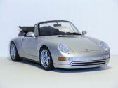 Porsche 911 Carrera Cabriolet (993, 1995), UT Models